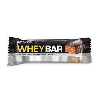 Whey Bar 1 Unidade   Probiótica
