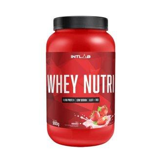 WHEY NUTRI (900g) - INTLAB