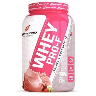 Whey Pro-F Body Action 900 g Feminino