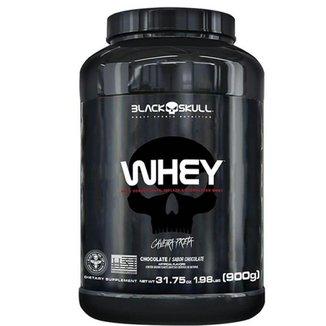 Whey Protein (900G - Refil) - Black Skull