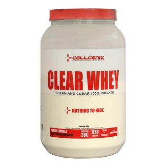 Whey Protein 100% Isolate Clear 907g Cellgenix