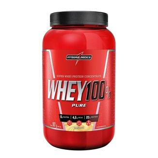 Whey Protein 100% Super Pure 907 g Body Size Pote - IntegralMédica