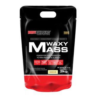 Whey Protein Waxy Mass 3kg Refil - Bodybuilders